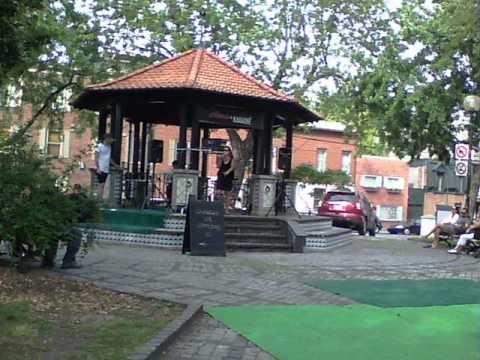 Parc de Portugal Montreal Parc du Portugal in Jul