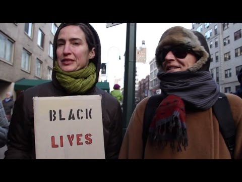 Three White Women on why #BlackLivesMatter #MillionMarchNYC