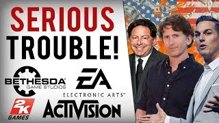 EA, Bethesda & Activision's Worst Nightmare! USA Bill Announced To BAN Loot Boxes & P2W Features!