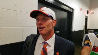 TigerNet.com: Brent Venables post Louisville