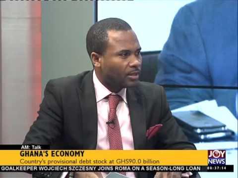 Ghana Economy - AM Talk on Joy News (30-7-15)