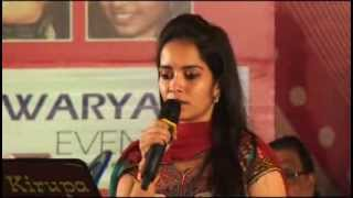 Thedum Kann by ANANTHU & DEEPASHIKA in GANESH KIRUPA Best Light Music Orchestra in Chennai