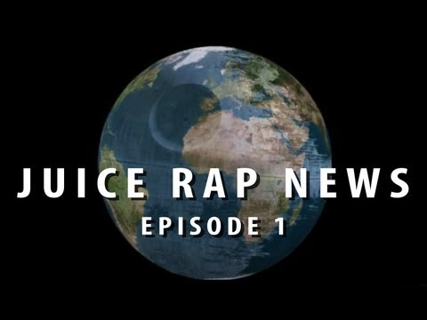 Earth bombs the Moon [RAP NEWS 1]