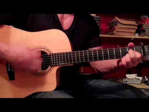 You're Still The One Guitar Lesson--shania Twain video