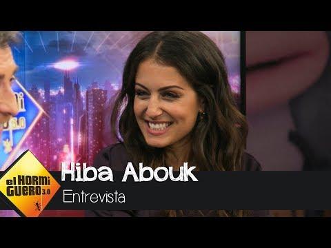 Hiba Abouk cuenta cómo es la experiencia de viajar sola - El Hormiguero 3.0