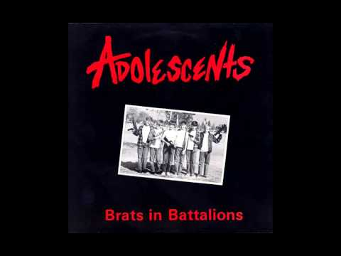 Adolescents - House Of The Rising Sun