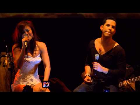 Christian Chavez Feat Agnes Monica - Live Brazil video