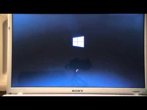Windows 8 Pro Boot Test
