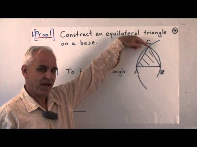 FamousMathProbs12: Euclid's construction problems I