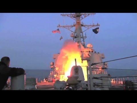 Pentagon plans military options on Syria