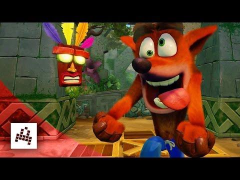 Crash Bandicoot N. Sane Trilogy | PREVIEW z #PSX16