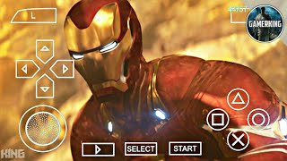 [90MB] Marvel Avengers High Graphics Game On Android | Download Now | Marvel Avengers Game PPSSPP