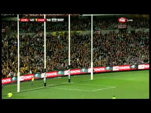 Round 6 AFL Highlights - Adelaide v Hawthorn
