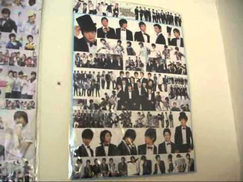 My kpop room :D - YouTube
