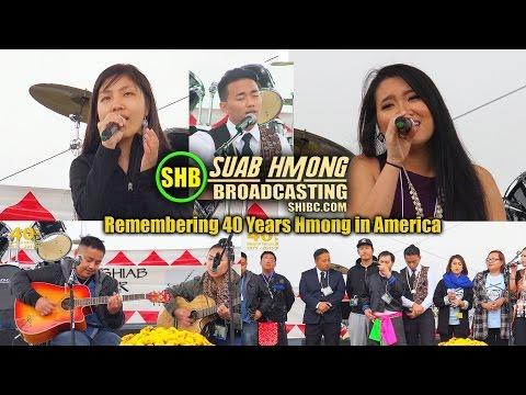 SUAB HMONG E-NEWS: Suab Hmong 40 Years Hmong in America Show - 10/31/2015