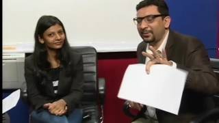 Interview of AIR 1 CA Final Nov 2016 Eti Agarwal