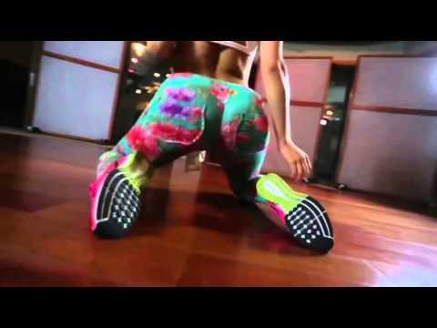 Major Lazer - Light It Up (feat. Nyla & Fuse ODG) (Twerk Freestyle) | LexTwerkOut