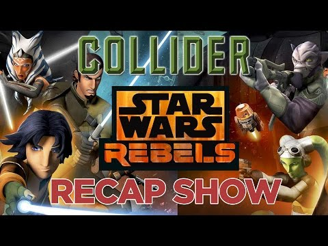 """Collider Rebels Recap and Review  - Season 2 Finale """"Twilight of the Apprentice Parts 1 & 2."""""""