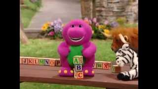 I Love You (Barney's Animal ABC's)