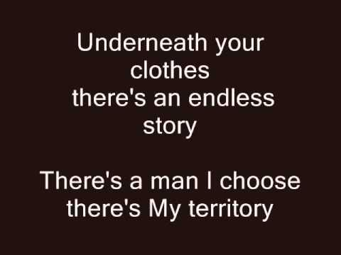 shakira underneath your clothes lyrics