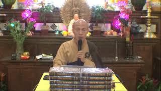 (67) Cuộc Đời đức Phật - Kinh Di Giáo (P1)