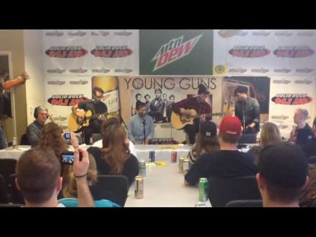 "Young Guns ""Dearly Departed"""