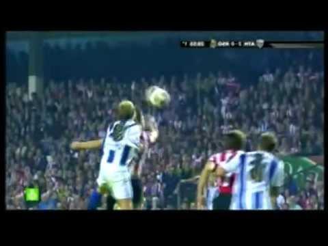 Envidia Kotxina txuriurdin / ATHLETIC CLUB BILBAO - Real Sociedad S.A.D Derbi Vasco Euskadi Goles