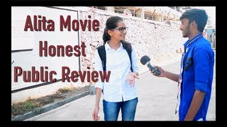 Alita Battle Angel Movie Honest Public Review | Human Bite