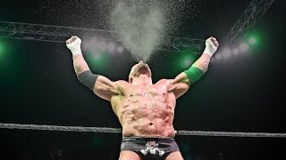 Experience Triple H's entrance in slow motion