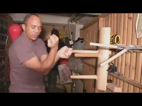 Wing Chun dummy training.wmv Image 1