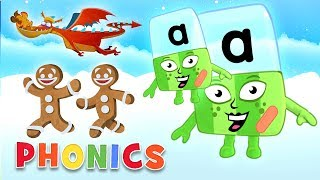 Alphablocks |  Spelling Adventures! | Learn to Read