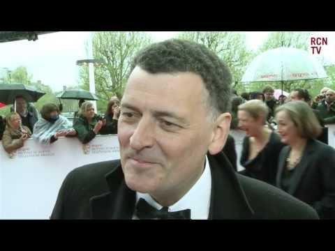 Steven Moffat Interview Sherlock Series 3 & 4