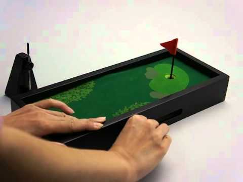 Desktop Golf