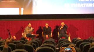 Welcome to Marwen | Atlanta Screening | Steve Carell & Robert Zemeckis Q&A