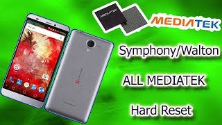Symphony Mobile Restore Factory And Unlock Pattern Lock/How To Hard reset/Remove Pattern lock