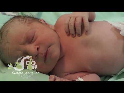 Nascimento Manuela - Gisele Lanziloti Filmagem de Partos