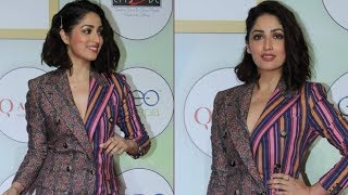 Yami Gautam At Global Spa Awards 2019 | Yami Gautam At GeoSpa Global Spa Awards 2019 | TTM