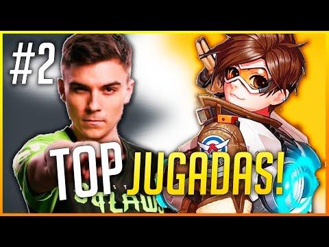 OVERWATCH LEAGUE #2: JUGADAS INCREIBLES Y MEJORES MOMENTOS! | Makina