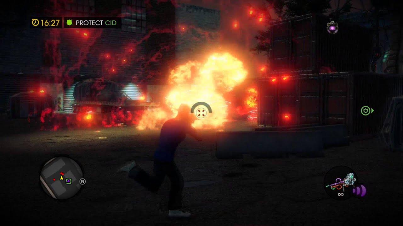 Saints Row 4 PC Gameplay *HD* 1080P Max Settings - YouTube
