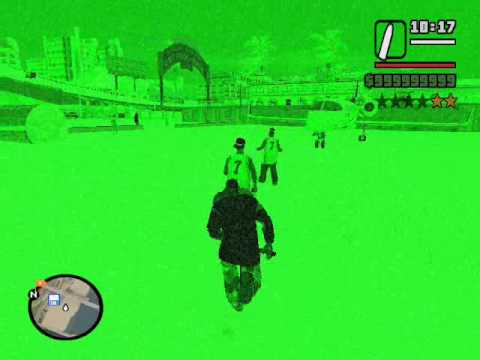 Gta San Andreas Snow Mod Brutal Sex! video