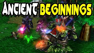 Warcraft 3 | Strategy | Ancient Beginnings