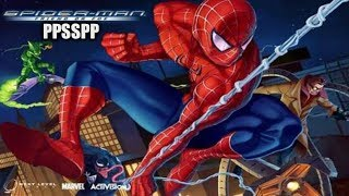 Cara Download Game Spiderman Friend Or Foe PPSSPP Android