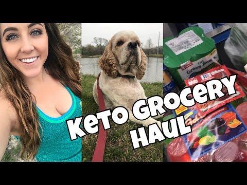Keto Cut Day 14 & 15   Keto Grocery Haul   Feeling Yucky   Electrolyte Drink!