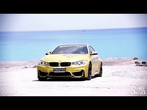 BMW M4 W/ Armytrix Performance Exhaust - Crazy Sounds