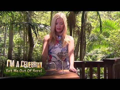 Laura Whitmore Takes On The Fish Eye Challenge | I'm A Celebrity...Get Me Out Of Here!