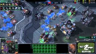 Ritmix RSL III, плей-офф: LoWeLy vs Happy - [Starcraft II]
