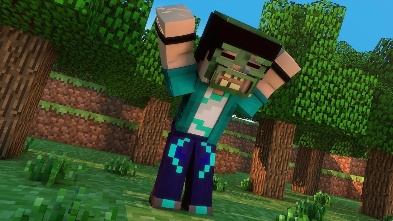 Minecraft Mod Tenha Poderes