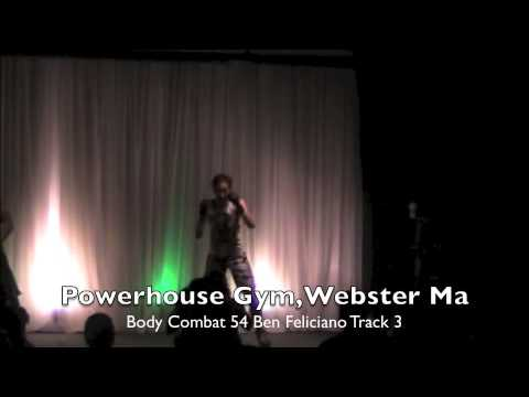 Powerhouse Gym Webster BodyCombat 54 track3