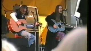 The Cold Light of Day - Bruce Dickinson&Alex Dickson-1.Tears Of The Dragon Acoustic(Finland 1994)