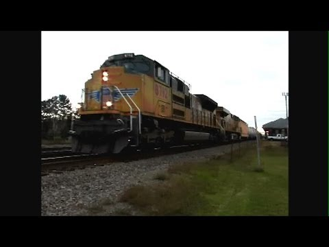 Train-Watching Bald Knob AR 11-9-13 with Railfan Friends! Part 3